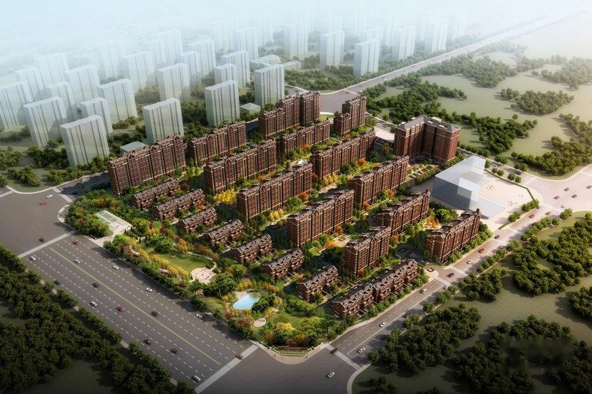 北京城建海梓府