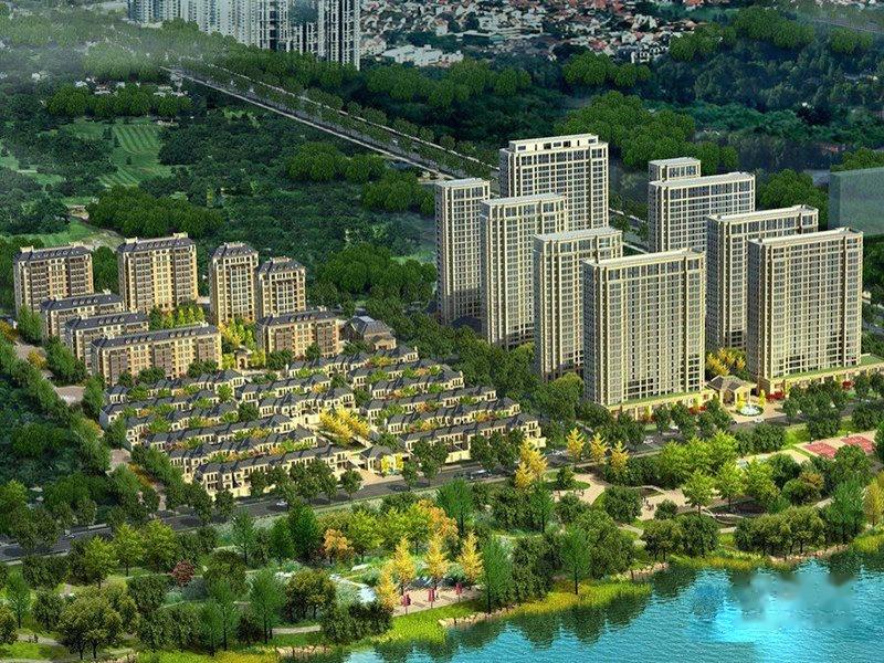 淄博绿城·百合花园三期蘭园
