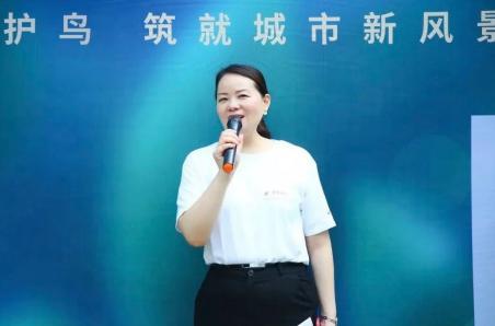 港龙中国钱霞女士致辞