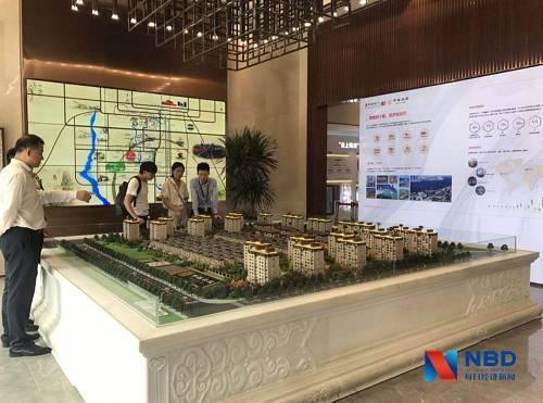 北京大兴区某限竞房项目(每经记者 王佳飞 摄)
