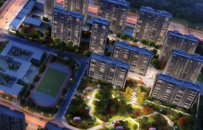 正荣·紫阙台项目获评西安大明宫遗址区建设工程2020年上半年综合考评先进单位