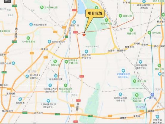 上新了!北京新挂牌房山、门头沟、通州永顺镇三宗地,合计起拍价达51.26亿元