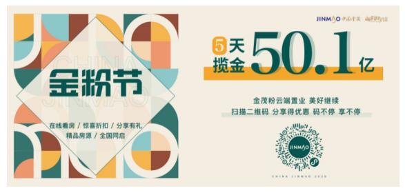 不可抗拒的产品力 中国金茂拿下前五月TOP 20 房企销售增速冠军