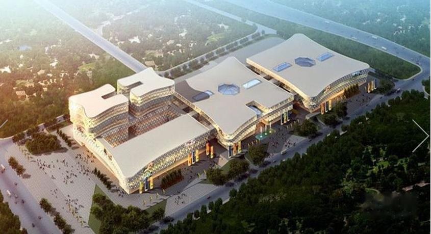 鄂尔多斯国际商贸城