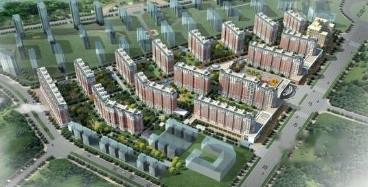 新泰·锦绣城