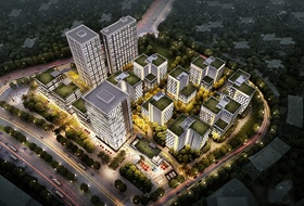 广州国际智慧产业中心GIC