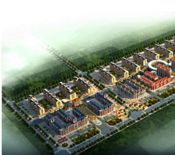 草原天堂国际商城