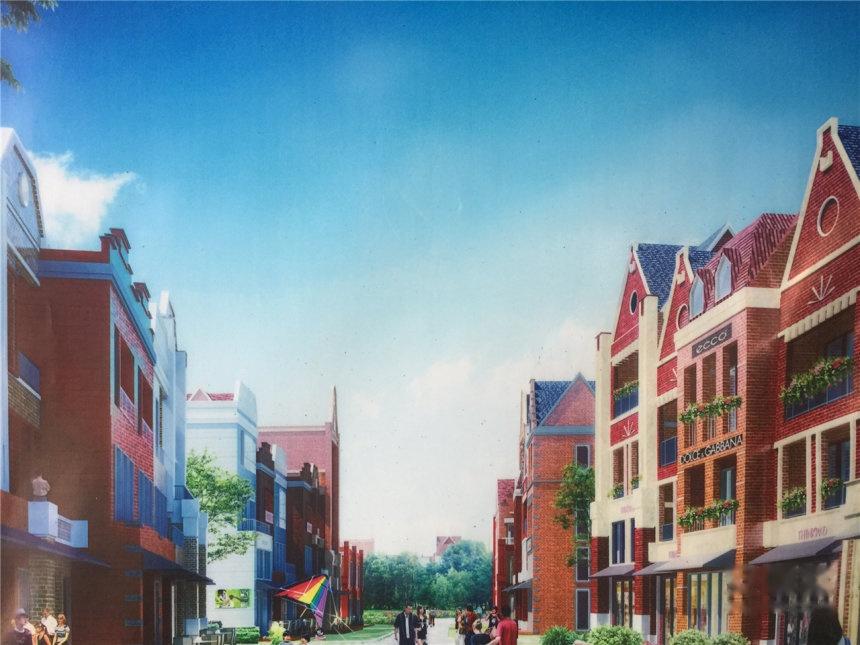 iFlower荷兰小镇