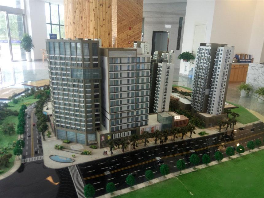 蓝湾SOHO公寓