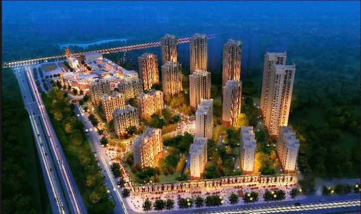 万浩未来城