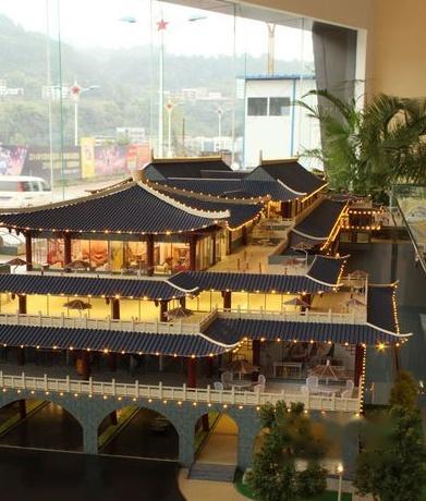 通江诺江文化商业广场