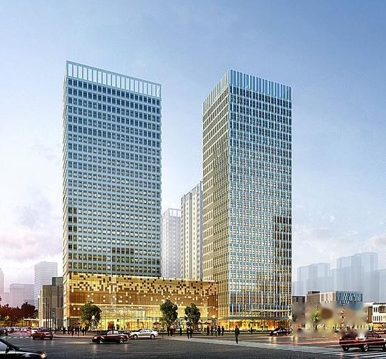 中国巴中西部国际商贸城