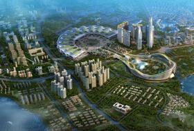 滇池国际会展中心山海湾