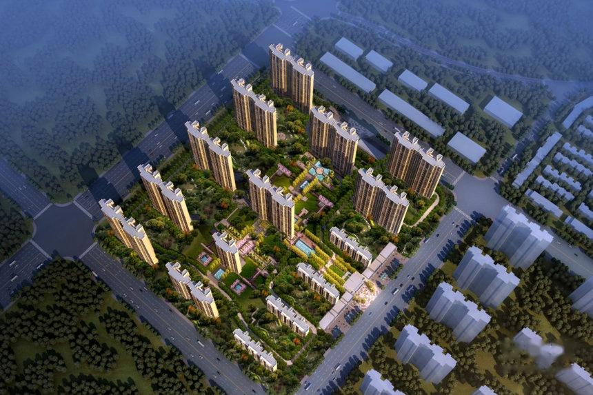 绿地智慧金融城