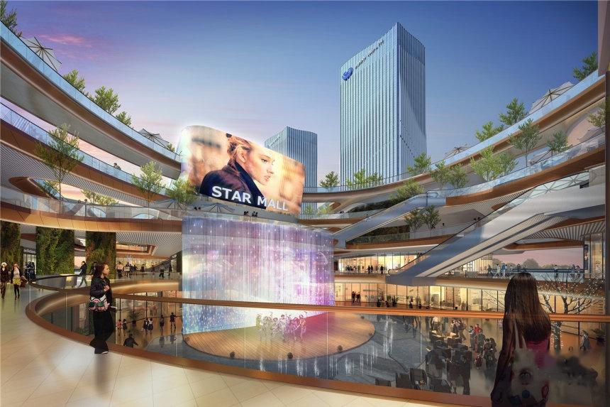 钜星汇商业广场