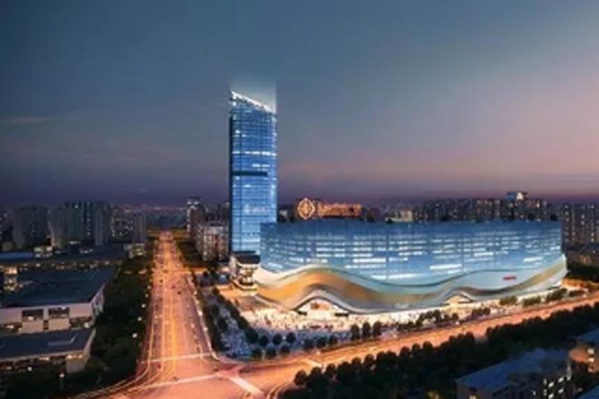 东瓯世贸广场