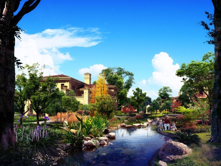 恒海国际花园