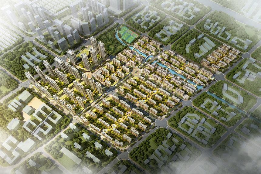 中海锦江城