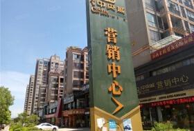 中央城金街