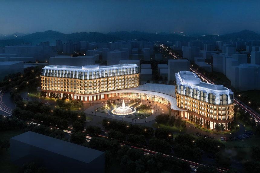 华贸国际公馆