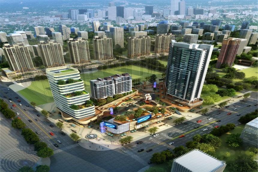 长虹国际城·四期