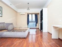 万达公寓温馨精装拎包入住近大润发万达广场河埒口二号地铁