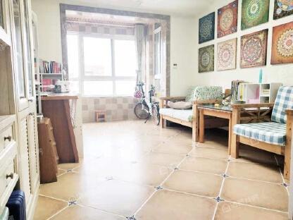 精装两居室 满二有证 可按揭 环境优美 恒大国际城 随时看房