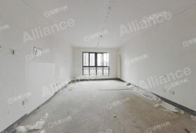 鑫苑鑫城毛坯大三房满五年300万看房有钥匙