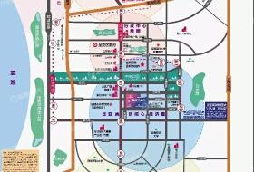 双地铁高品质LOFT公寓商业配套齐全融创孔雀镇