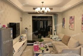 众安理想湾 精装修  两室两厅 家具家电全送 拎包入住