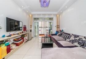 新城域2室拎包入住家居全留采光无遮挡房东诚心卖
