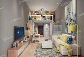 当代上品湾•悦MOMA  一线河景社区  70年产权公寓
