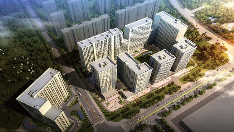 三站北京副中心,智慧城市综合体