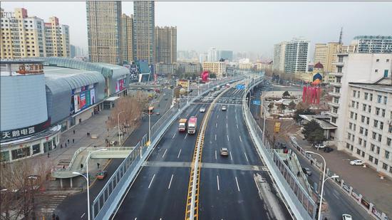 """2019哈尔滨这些""""核心""""路桥让冰城更顺畅"""