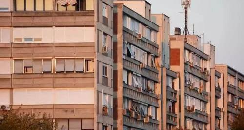 一线二手住宅挂牌均价跌至5.6万元北京现急售房直降数十万元