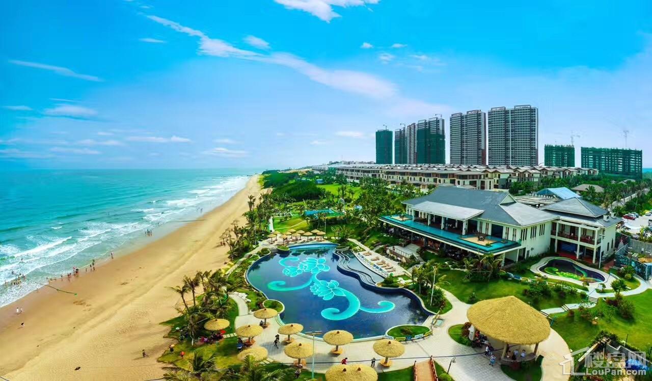 鼎龙湾展销中心落地哈尔滨  国际海洋度假区圆您海居梦