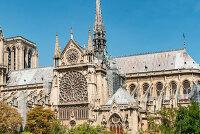 历经两次世界大战的巴黎圣母院败给火灾 英国房产曾如何应对烈火