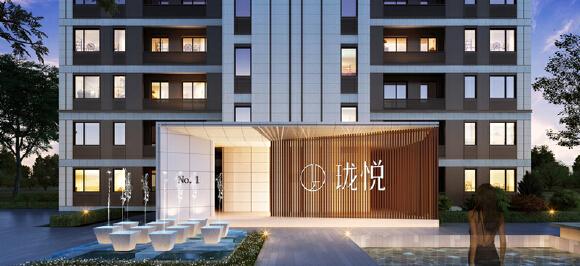淄博高新区晨报大厦东侧珑悦地块最新规划出炉!