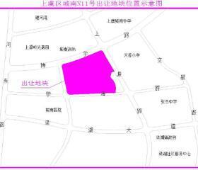 大通8.9亿竞得上虞城南N11号地块,楼面价7870元/㎡,溢价率48.8%!