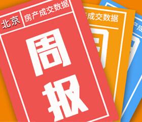 第27周北京二手住宅市场均价58600元,涨幅0.01%
