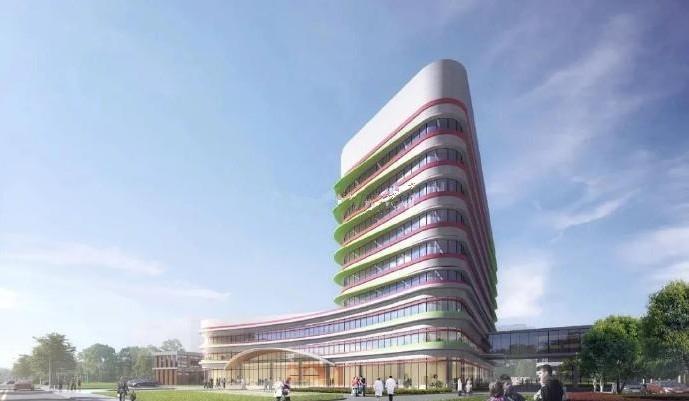 新昌人民医院迁建规划出炉,项目建安投资约18亿元!