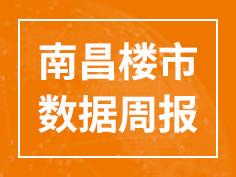 第33周市场周报丨南昌市近几周新房成交量迎来首跌且跌幅超3成,二手房持续走低