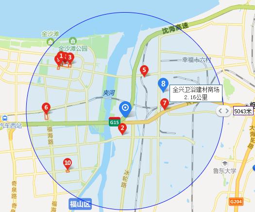 芝罘区逸城水岸为什么才8千多/平