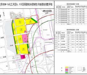 道外化工路附近土地规划调整!涉居住、医疗、教育、交通等调整