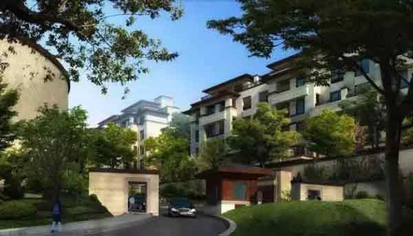 贵阳多彩贵州城太极村约113-206㎡高层在售