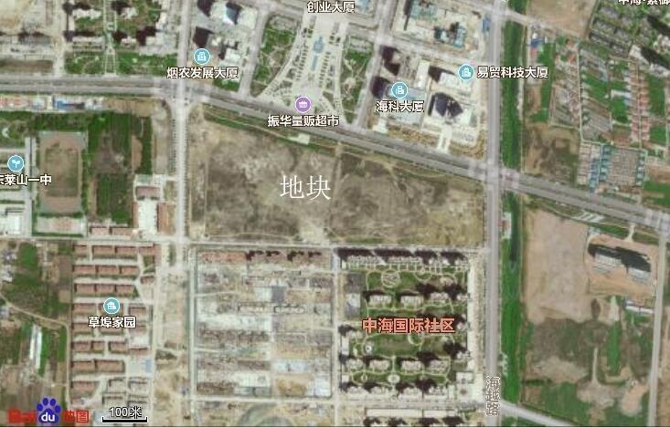 中海国际社区北侧这块空地,终于有消息了!建商服配套,年内供应
