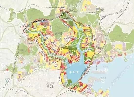 约7795亩!泉州西华洋滞洪改造片区规划设计出炉!