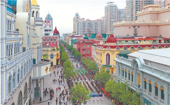 """中国四大娱乐中心之一落户哈尔滨!LOFT公寓""""钱""""景无限不容错过"""