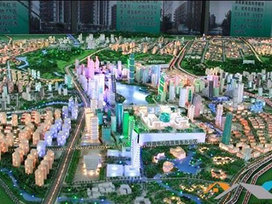 40万人口迁入拉升副中心价值,中短期提升房地产市场活跃度