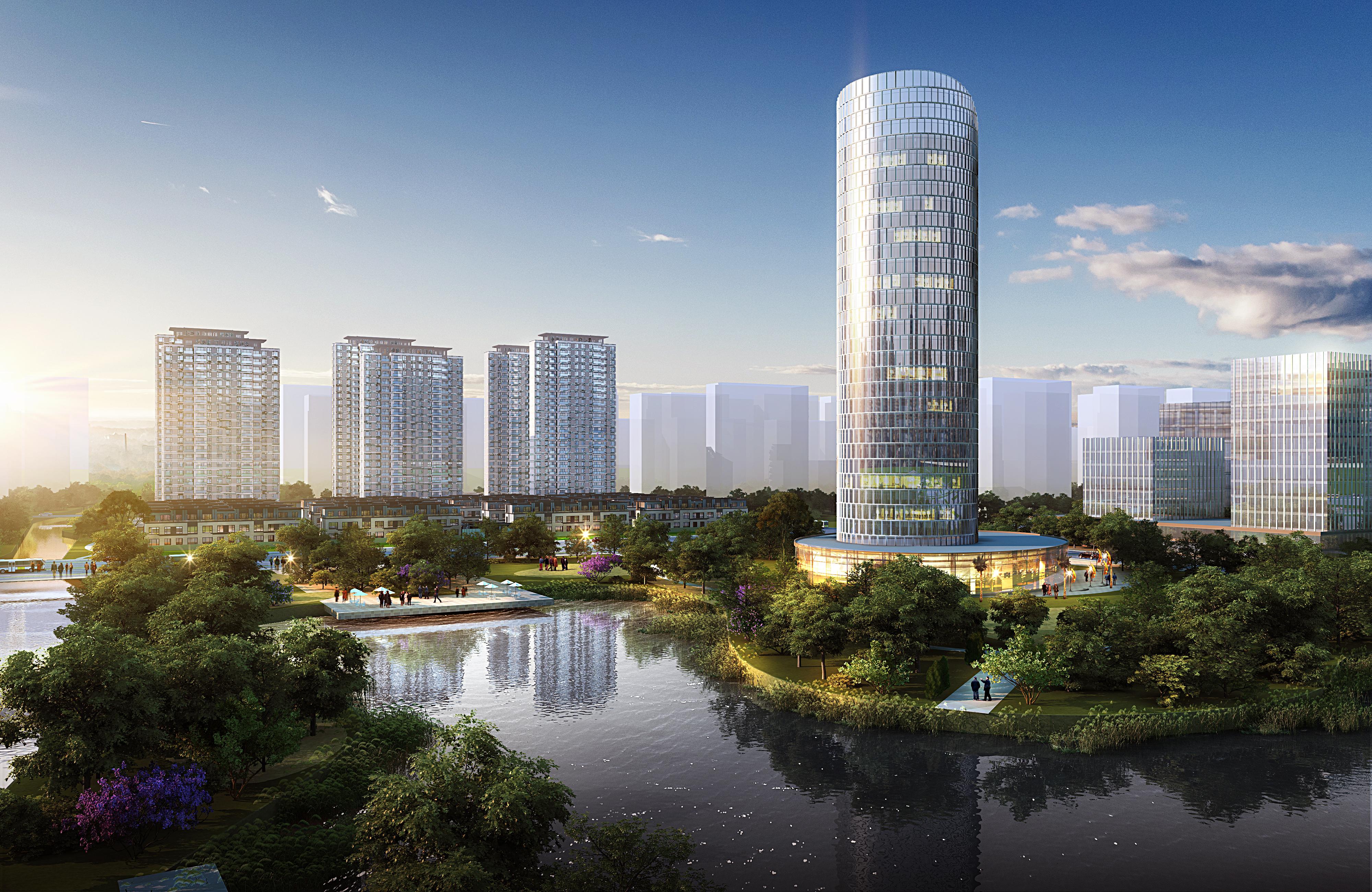 新浦西孔雀城 · 云樾东方